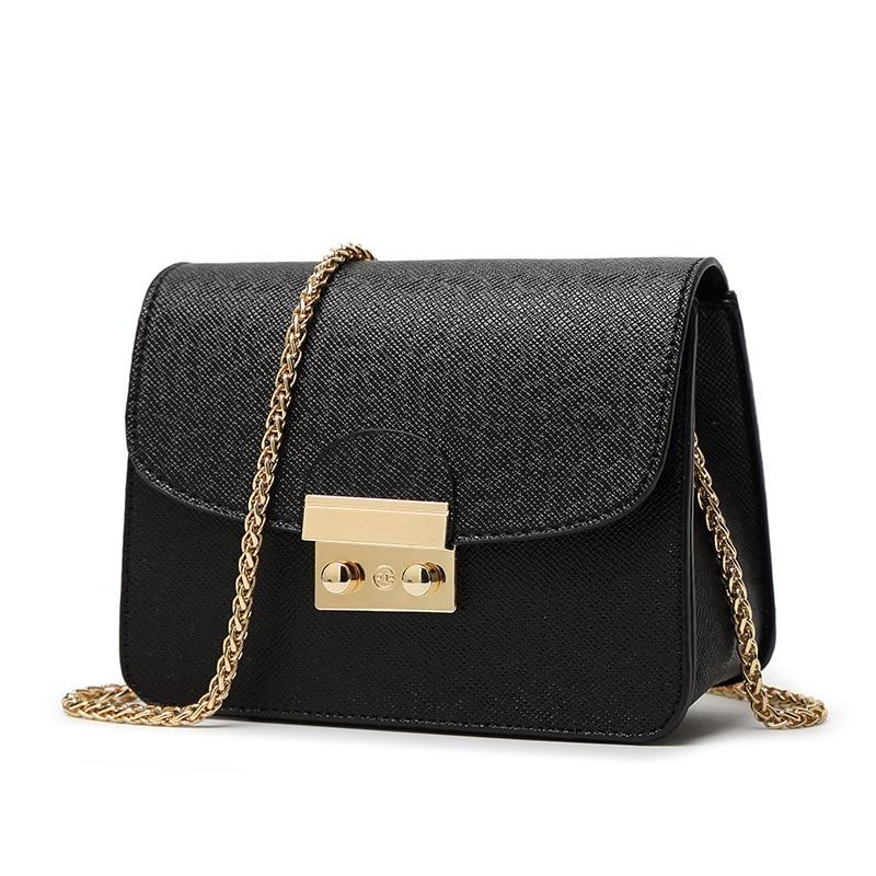 Allure Crossbody Bag Posh Loox Black poshloox