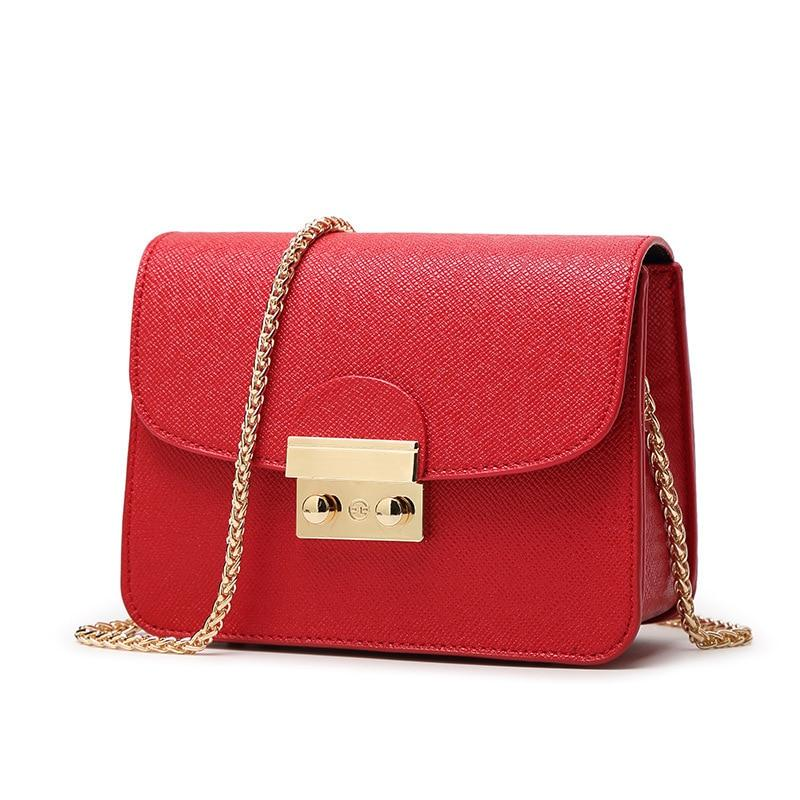 Allure Crossbody Bag Posh Loox Red poshloox