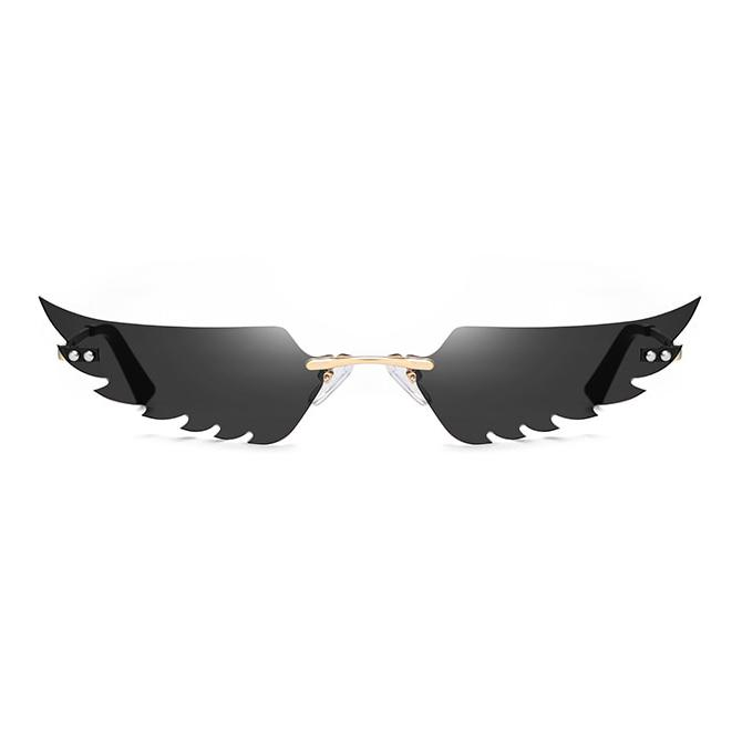 Angel Wings Sunglasses Sunglasses Posh Loox poshloox