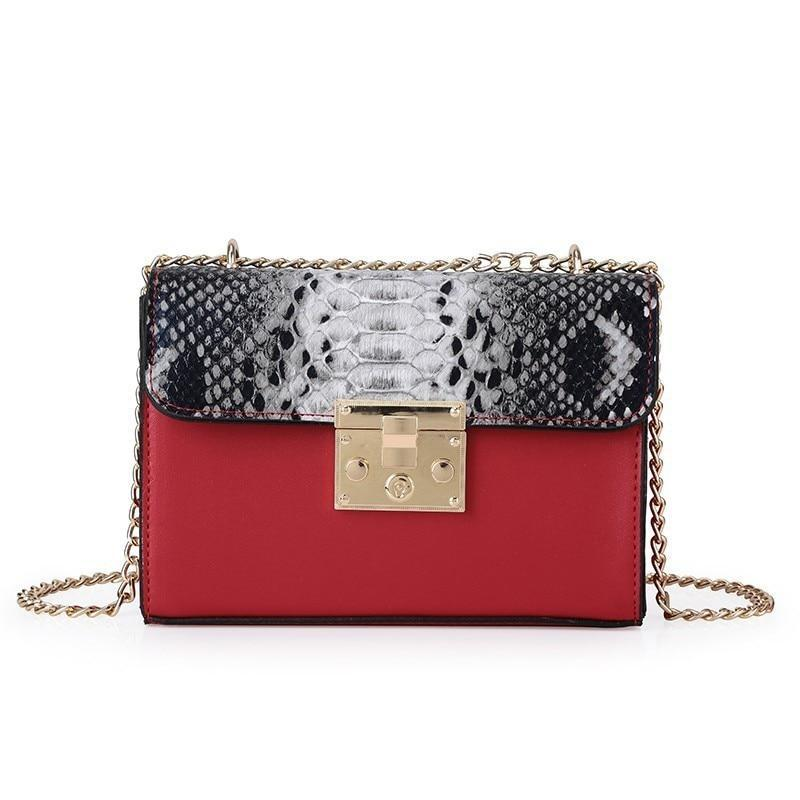 Aphrodite S1 • Limited Edition Crossbody Bag Posh Loox Red poshloox