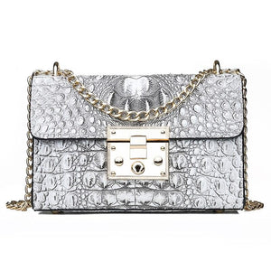 Aphrodite S2 • Limited Edition Crossbody Bag Posh Loox Silver poshloox