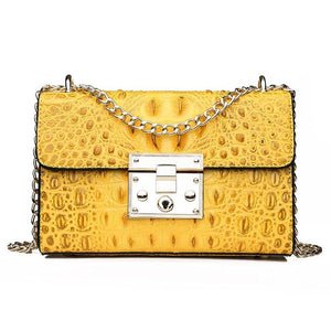 Aphrodite S2 • Limited Edition Crossbody Bag Posh Loox Yellow poshloox
