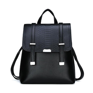 Apollo Backpack Posh Loox Black poshloox