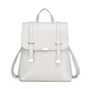 Apollo Backpack Posh Loox White poshloox