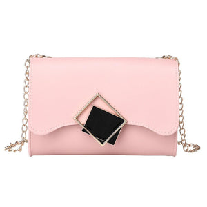 Black Mirrors Crossbody Bag Posh Loox Pink poshloox