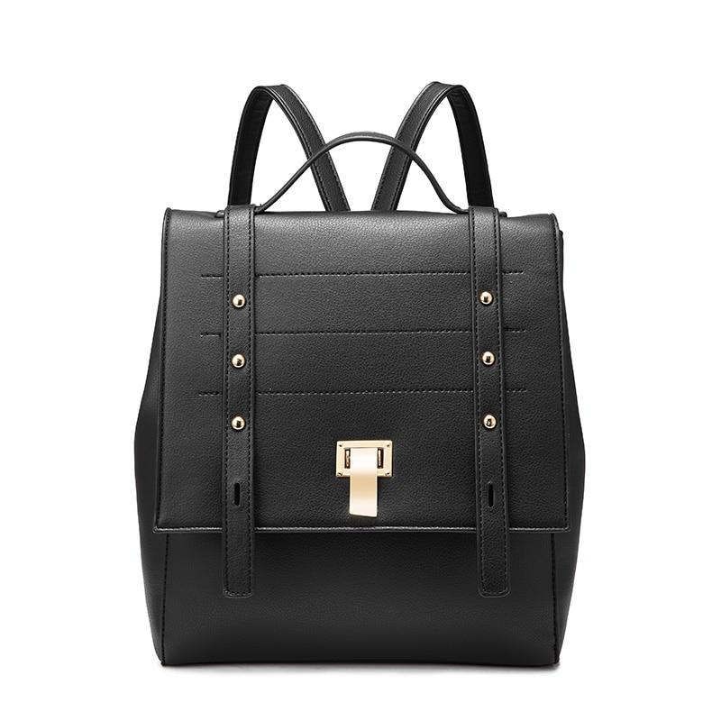 City Loox Backpack Posh Loox Black poshloox