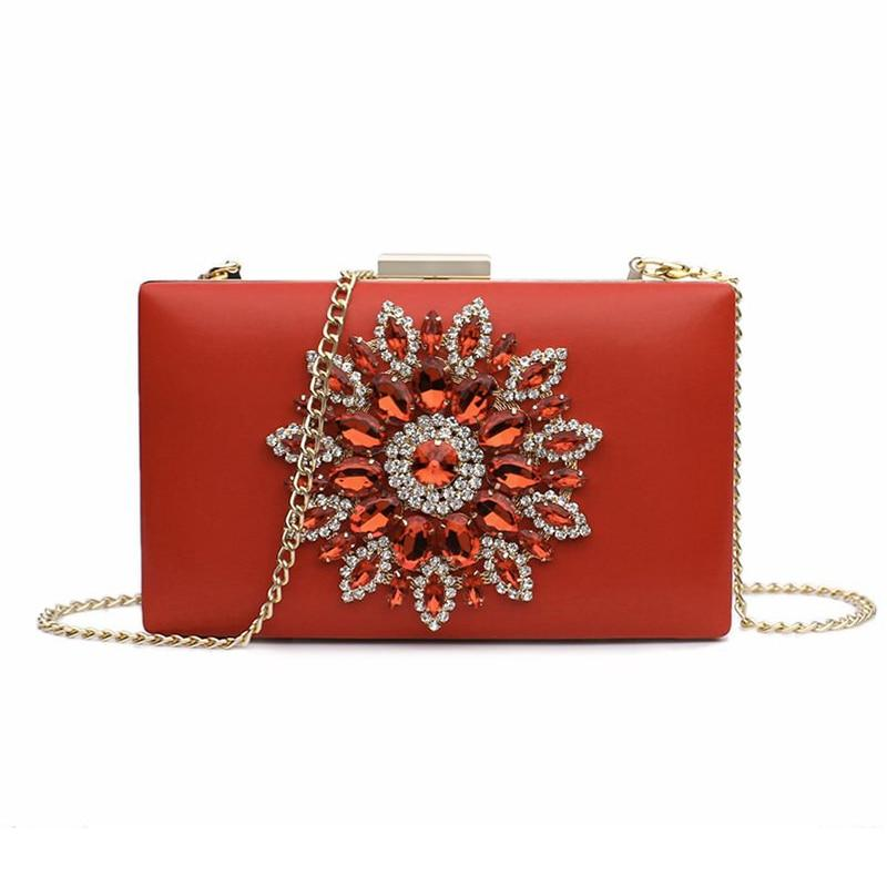 Demeter Crossbody Bag Posh Loox Red poshloox
