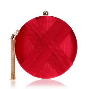 Fauna Sphere Bag Posh Loox Red poshloox