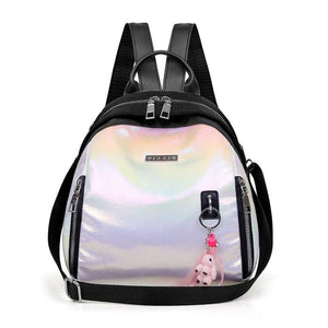 MCYS x PL S1 • Limited Edition Backpack Posh Loox Silver poshloox