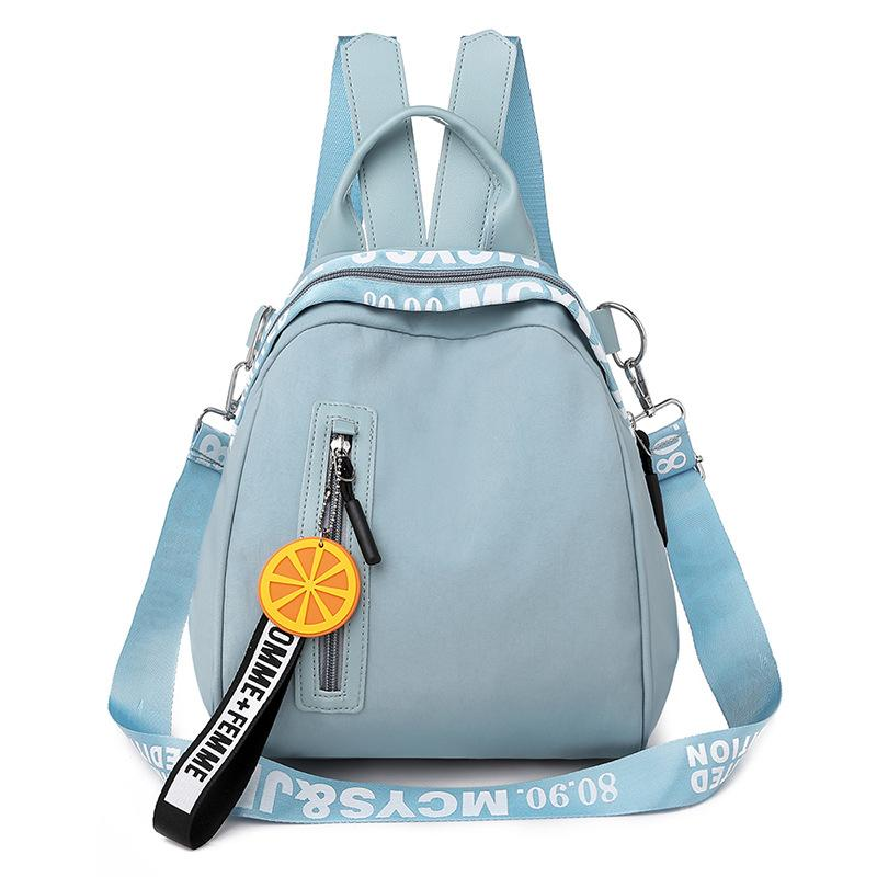 MCYS x PL S3 • Limited Edition Backpack Posh Loox Dusty Cyan poshloox