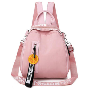 MCYS x PL S3 • Limited Edition Backpack Posh Loox Pink poshloox