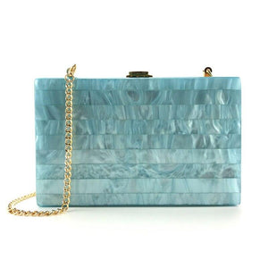 Obsidian Crossbody Bag Posh Loox Blue poshloox
