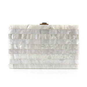 Obsidian Crossbody Bag Posh Loox White poshloox