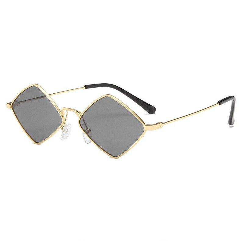 PL RhombLoox Sunglasses Sunglasses Posh Loox Gold x Black poshloox
