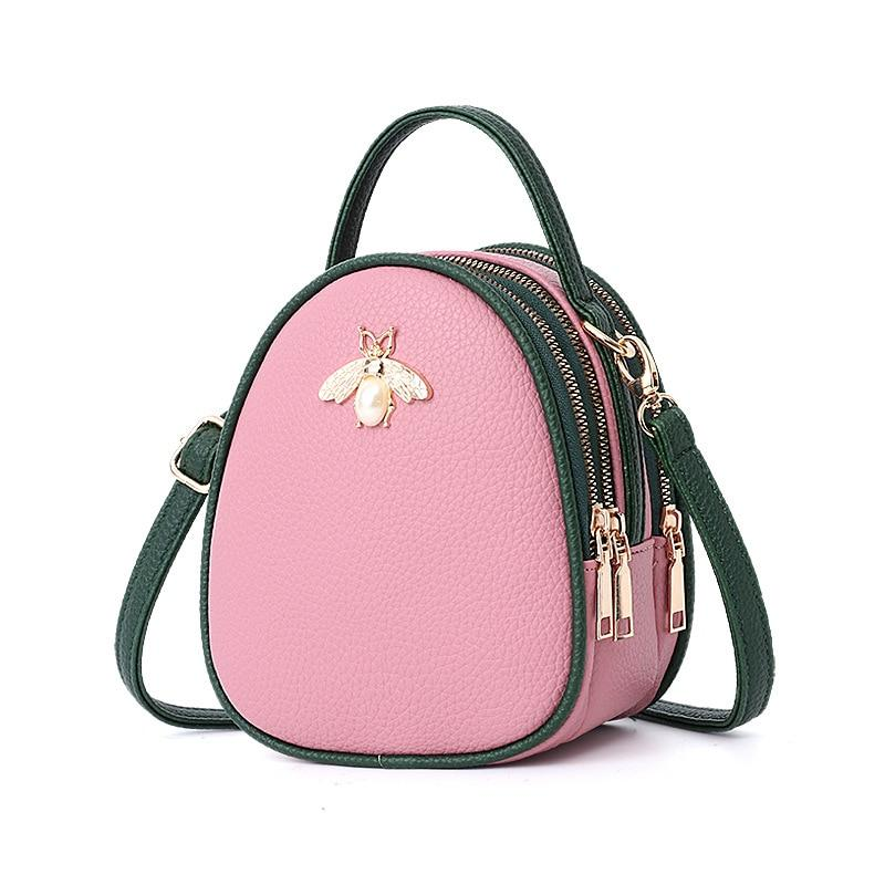 Queen Bee Backpack Posh Loox Pink x Sacramento poshloox