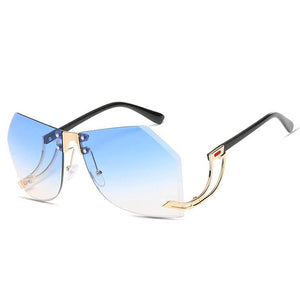 Queen Loox Sunglasses sunglasses Posh Loox Blue poshloox