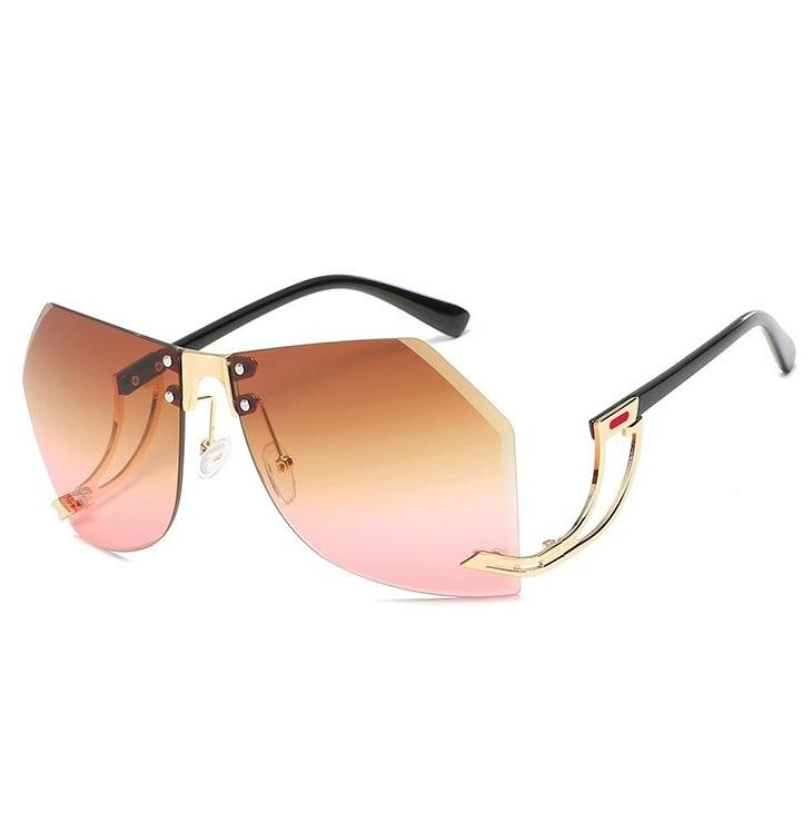 Queen Loox Sunglasses sunglasses Posh Loox Tea x Pink poshloox
