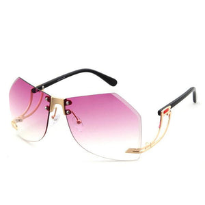 Queen Loox Sunglasses sunglasses Posh Loox Violet poshloox
