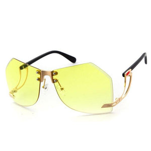 Queen Loox Sunglasses sunglasses Posh Loox Yellow poshloox