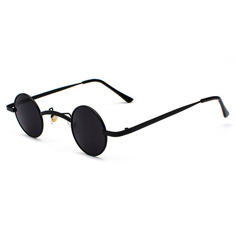Retro Loox Sunglasses Sunglasses Posh Loox Black poshloox