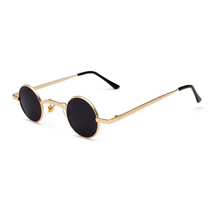 Retro Loox Sunglasses Sunglasses Posh Loox Gold x Black poshloox