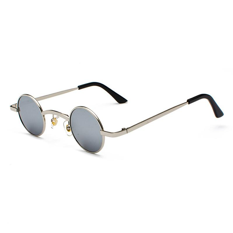 Retro Loox Sunglasses Sunglasses Posh Loox Silver x Grey poshloox