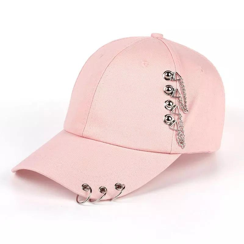 Rock Star Cap Hat Posh Loox Pink Adjustable poshloox