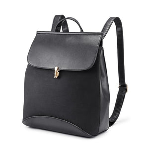 San Francisco Backpack Posh Loox Black poshloox