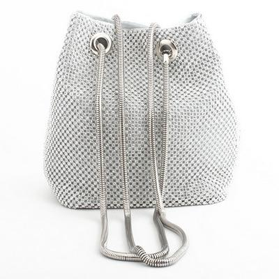 Satiny Shoulder Bag Posh Loox poshloox