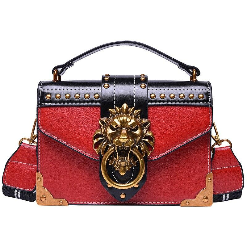 Senegal S1 • Limited Edition Crossbody Bag Posh Loox Red poshloox