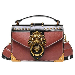 Senegal S1 • Limited Edition Crossbody Bag Posh Loox Rosewood poshloox