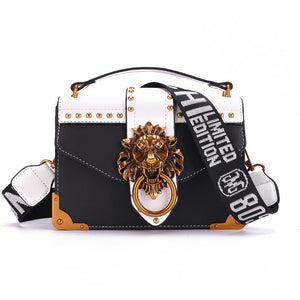 Senegal S2 • Limited Edition Crossbody Bag Posh Loox Black poshloox