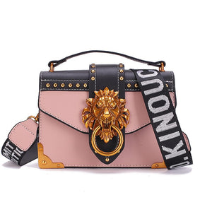 Senegal S2 • Limited Edition Crossbody Bag Posh Loox Pink poshloox