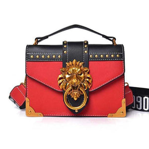 Senegal S2 • Limited Edition Crossbody Bag Posh Loox Red poshloox