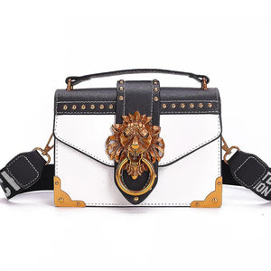 Senegal S2 • Limited Edition Crossbody Bag Posh Loox White poshloox