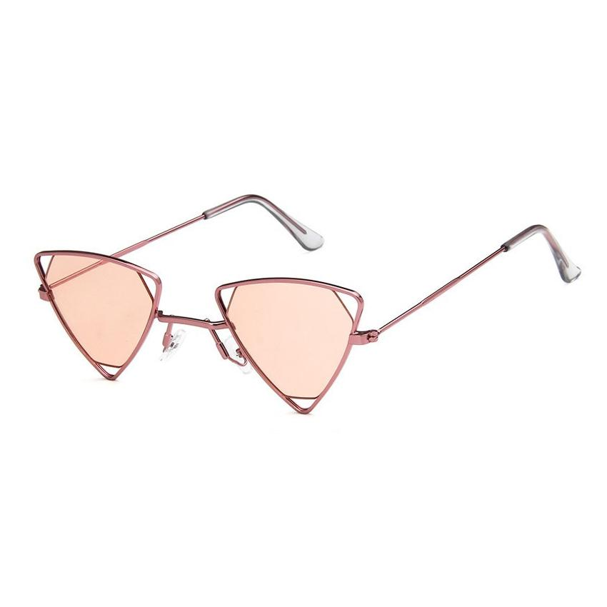 Triangle Loox Sunglasses Sunglasses Posh Loox Pink poshloox