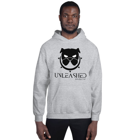 Double Tap Unleashed Unisex Hoodie