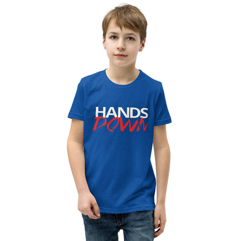 Hands Down Classic Youth Short Sleeve T-Shirt