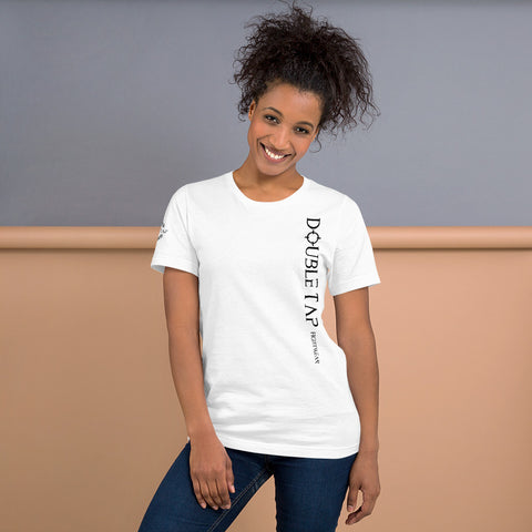 Double Tap Short-Sleeve Unisex T-Shirt