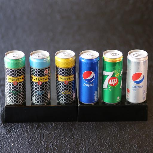 Carbonated Drinks (Can)