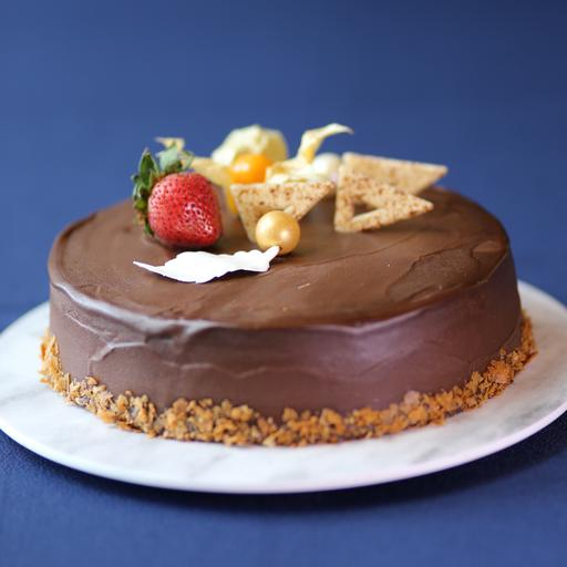 Chocolate Truffle Cake (8 - 10 persons)