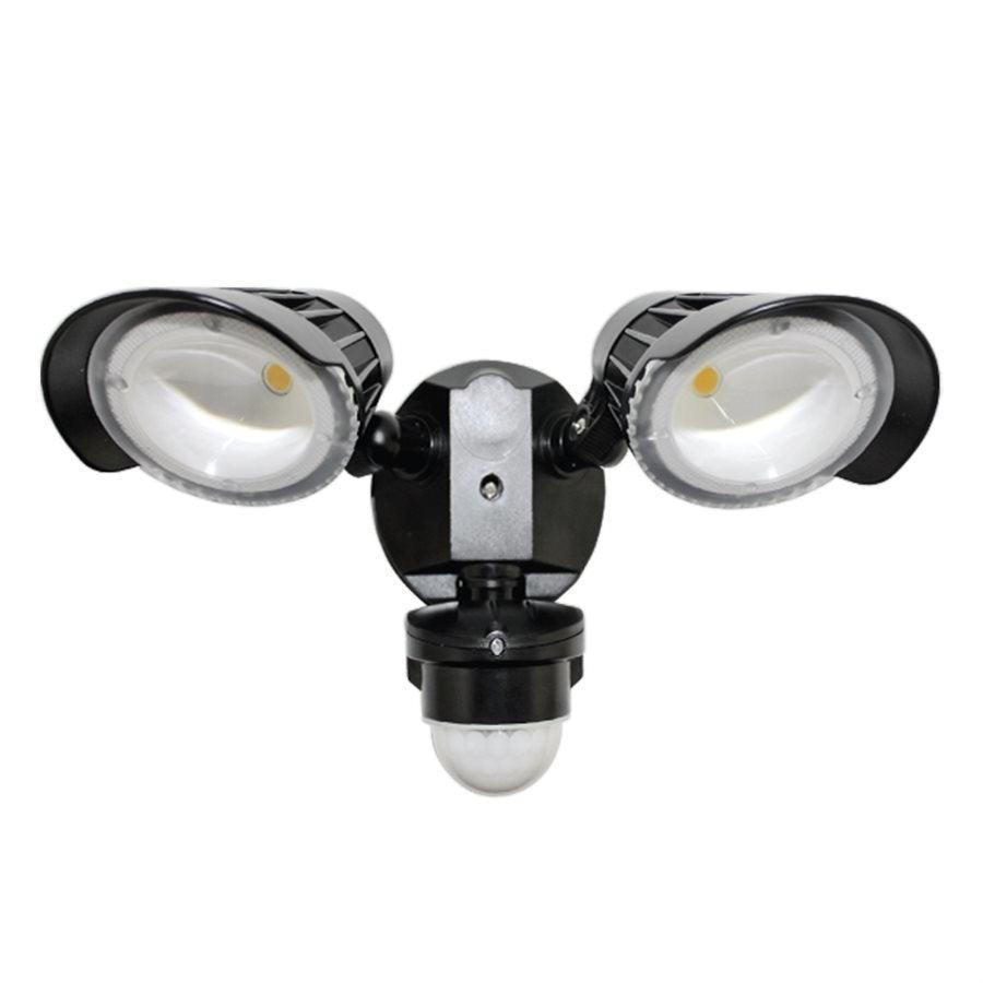 LED MOTION SENSOR / BROWN / 23W / 5000K / 2400L - LV LIGHTING