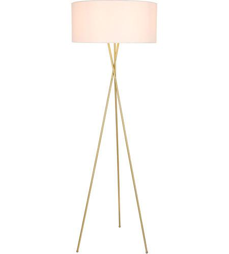 Matte Gold Floor lamp - LV LIGHTING