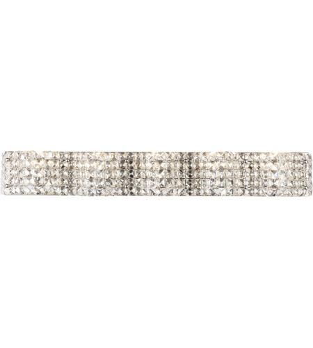 Crystal with Chrome Wall sconce - LV LIGHTING
