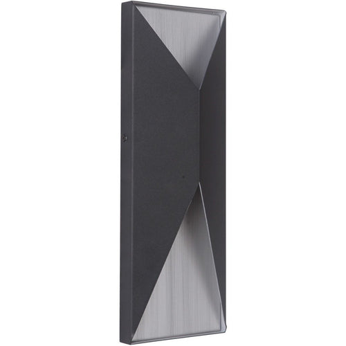 Black Aluminum Outdoor Wall Mount - LV LIGHTING