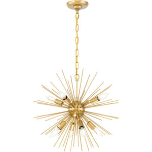 "20"" Gold Pendant - LV LIGHTING"