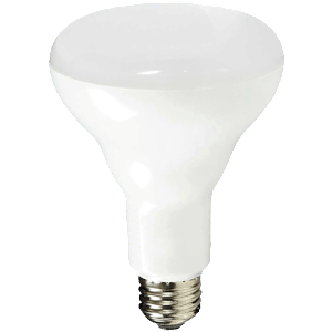 LED BR30 E26 - 9 WATTS 2700K Dimmable