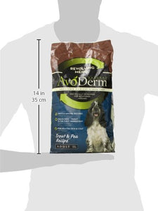 AvoDerm Natural Revolving Menu Dry & Wet Dog Food For Rotational Feeding, Food Intolerance and Sensitivities
