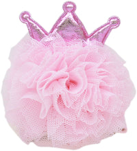 Load image into Gallery viewer, Princess Puff Clip On