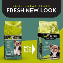 Load image into Gallery viewer, Avoderm, Dog Food Small Breed 7 lb